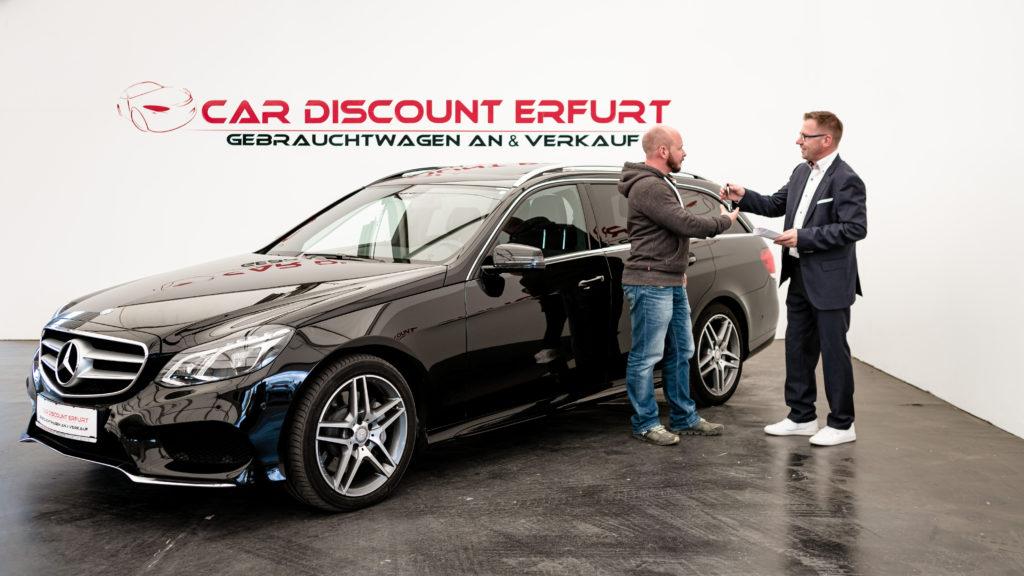 So funktioniert die Fahrzeugbewertung bei Car Discount